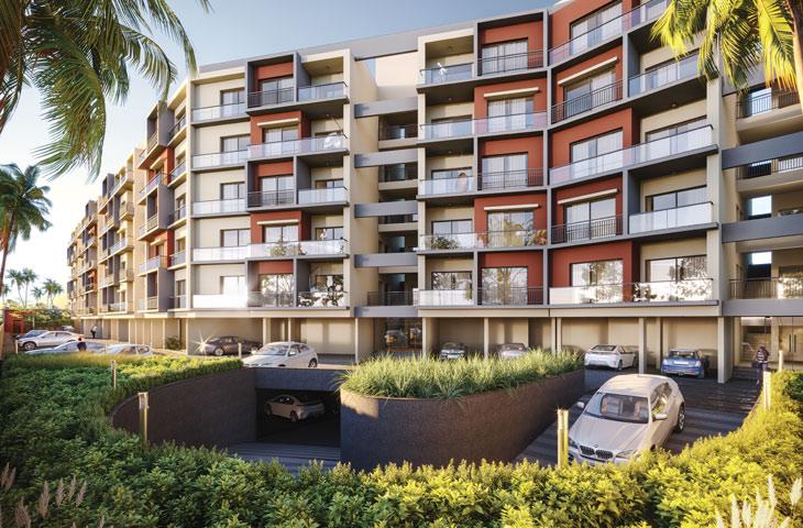 Aquaview apartments Bijilo Gambia
