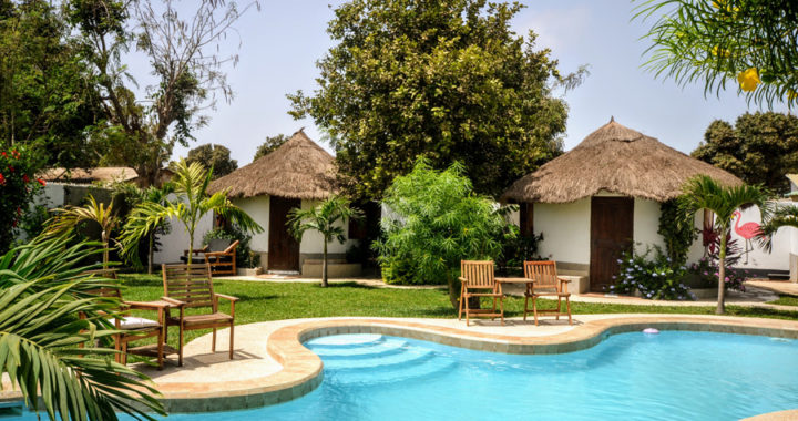 GUESTHOUSE FOR SALE IN GAMBIA