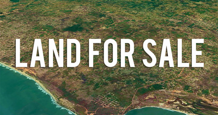 Land for sale Gambia