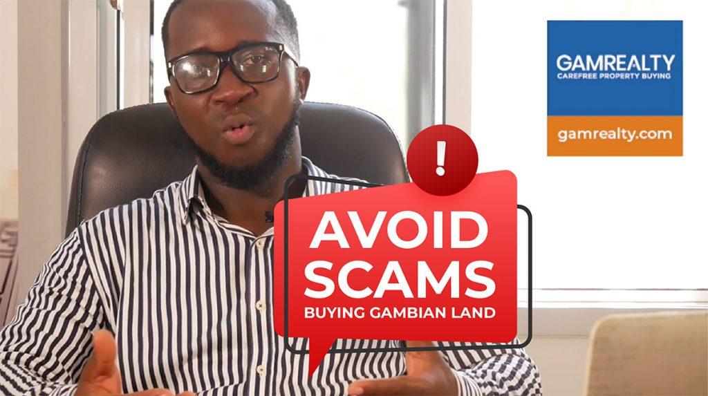 GamRealty buy land in Gambia avoid scams